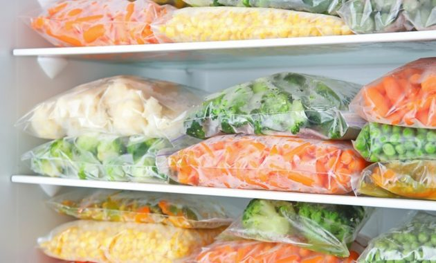 Are Frozen Foods Healthy for Your Diet?