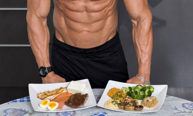 Hur man äter för att bygga muskler på en budget