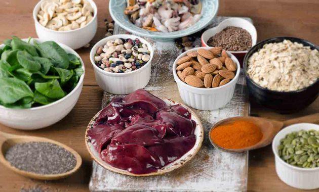 Beneficiile pentru sănătate ale manganului