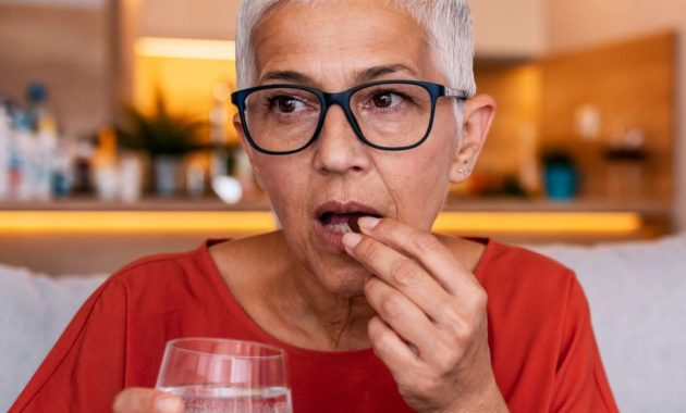 Vorteile von Multivitaminen für ältere Menschen