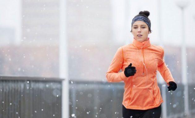 Kuidas süüa külma ilma treeningu jaoks
