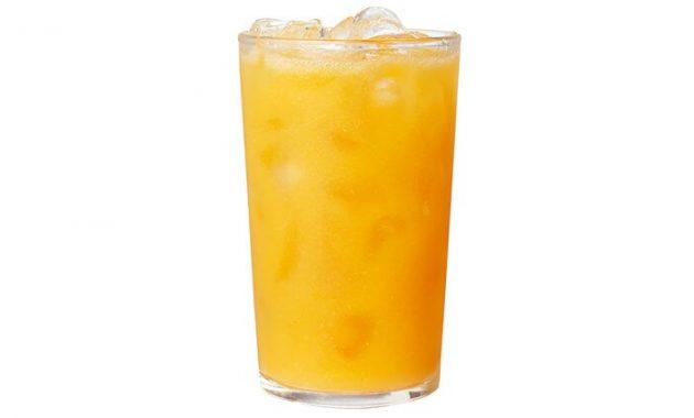 Nährwertangaben für Orangensaft und gesundheitliche Vorteile