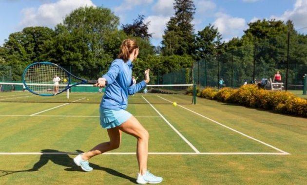 9 avantages pour la santé de jouer au tennis