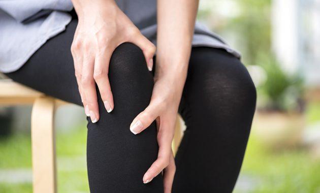 Советы по ходьбе при чувствительных коленях