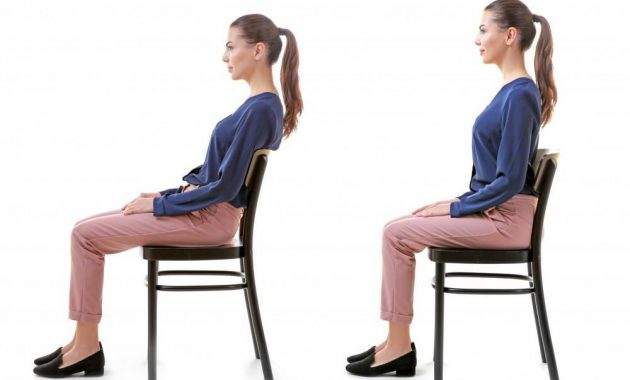 Améliorez votre posture et perdez du poids en même temps