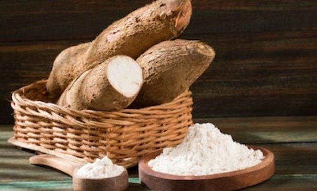 Tapioka-ravitsemustiedot ja terveyshyödyt