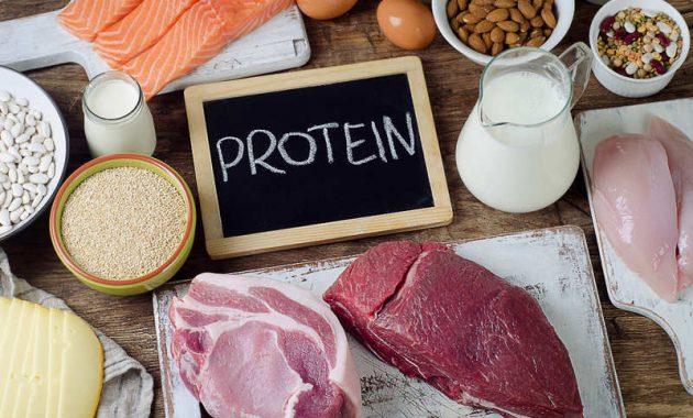 Kuinka paljon proteiinia minun pitäisi syödä laihduttamiseksi?